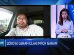 Pak Jokowi, Saat Petani Butuh Pasar Kenapa RI Impor Garam?