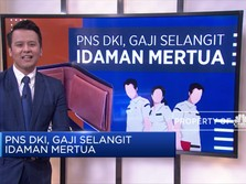 PNS DKI, Gaji Selangit Idaman Mertua