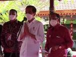 Siap-siap! Jokowi Bakal Buka Penuh Ubud dan Sanur Buat Turis