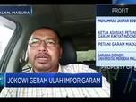 RI Impor Garam, APGRI: Program Swasembada Pemerintah Gagal!