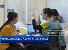 Vaksinasi Gratis Bagi Imigran dan TKI Di Hong Kong