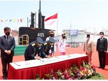 Eng Ing Eng! Prabowo Boyong Kapal Selam Canggih Buatan RI