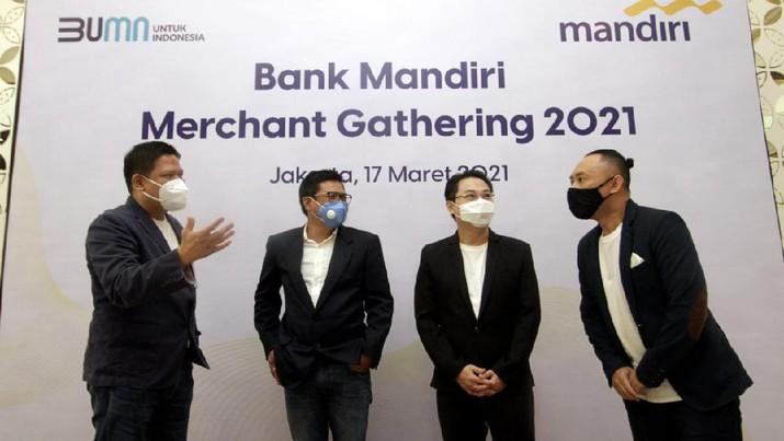 Bank Mandiri Merchant Gathering 2021 (Dok. Bank Mandiri)