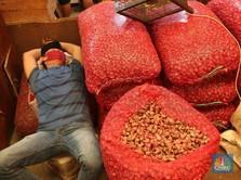 Mengintip Penjualan Bawang Merah yang Semakin Mahal