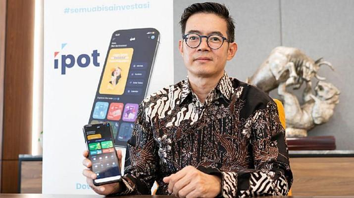 Direktur Utama Indo Premier Sekuritas, Moleonoto The/Dok.IPOTNEWS/Indopremier