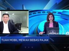 Diskon PPnBM 2.500 cc, Penjualan Mobil Diproyeksi Naik 20%