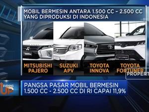 Diskon PPNBM Mobil 2.500 CC Biar Orang Kaya Belanja Lagi