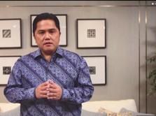 DPR Panggil Erick Bahas Holding Ultra Mikro BRI-PNM-Pegadaian