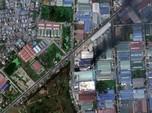 Potret Pabrik China Dibakar di Myanmar dari Citra Satelit