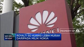 huawei kenakan royalti pada pengguna teknologi 5g miliknya 169