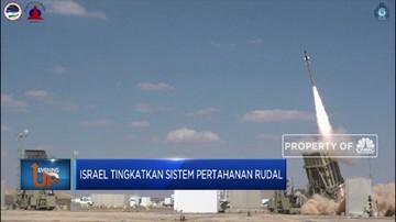 israel tingkatkan sistem pertahanan rudal 169