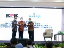 Ketua KPK Edukasi Pemberantasan Korupsi di Menara bank bjb