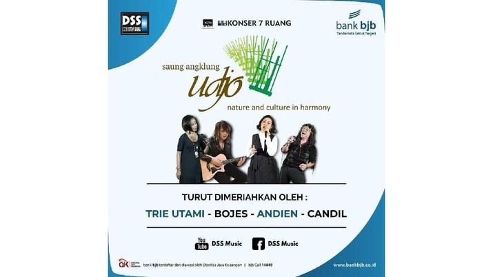 Konser 7 Ruang bank bjb
