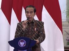 Jokowi ke Sulsel, Tinjau Vaksinasi dan Resmikan Bandara