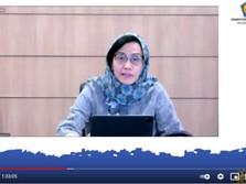 Sri Mulyani Bicara Tengkulak Digital & Serangan SMS Pinjol