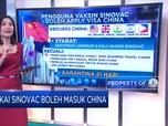 Hanya Orang yang di Vaksin Sinovac Boleh Masuk China