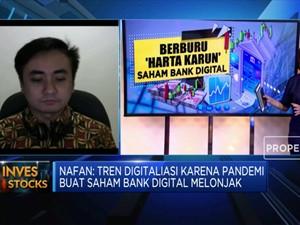 Berburu Potensi Cuan Saham Bank Digital