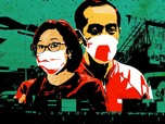 Istana: Tak Ada Beda Antara Jokowi & Sri Mulyani Soal THR PNS