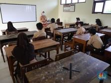 Bunda, Yuk Intip Uji Coba Sekolah Tatap Muka Kabupaten Bogor