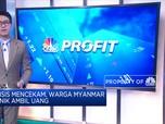 Krisis Mencekam, Warga Myanmar Panik Ambil Uang