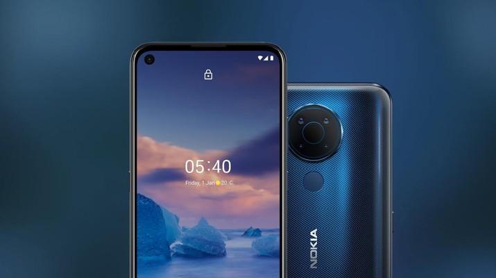 Nokia 5.4 (Dok. nokia)