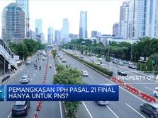 Pemangkasan PPH Pasal 21 Final Hanya Untuk PNS?