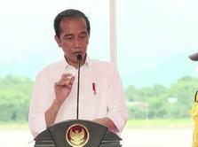 Jokowi Suntik ASPD Ferry Rp 598 Miliar, Buat Apa?