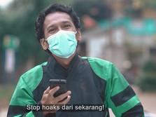 Stop Hoaks! Demi Pemulihan Kesehatan & Kebangkitan Ekonomi RI