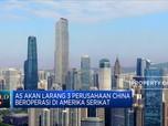 3 Perusahaan Telko China Dilarang Beroperasi di AS