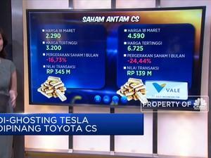 Di-ghosting Tesla, Dipinang Toyota Cs