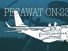 Malaysia Sampai Senegal Borong Pesawat CN-235 Buatan RI