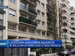 Kasus Covid-19 Meningkat, Prancis Berlakukan Lockdown Sebulan