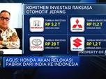 Menperin Pastikan Komitmen Investasi Honda Hingga Toyota