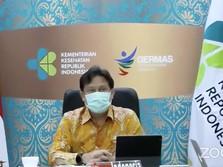 Siasat Baru Menkes Suntik Vaksin Covid ke 181 Juta Warga RI