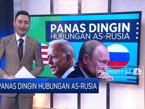 Panas Dingin Hubungan AS-Rusia