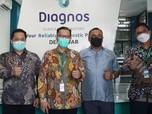 Ekspansi Cabang, Diagnos Lab Rogoh Capex Rp 22,8 M