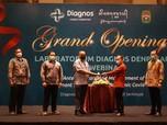 Diagnos Laboratorium Utama Resmikan Lab PCR di Denpasar