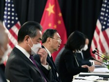 Pejabat China-Amerika Kopi Darat, Begini Bocoran Pertemuannya