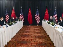 Alamak! AS-China 'Baku Hantam' Ketemu Langsung di Alaska