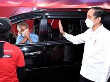 Jokowi Sebut Vaksin AstraZeneca Siap Digunakan di Wilayah Ini