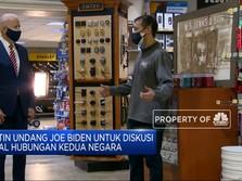 Putin Undang Joe Biden Diskusikan Soal Hubungan Bilateral