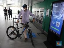 Harga Sepeda Lipat Jatuh, Tapi Model Ini Malah Stabil