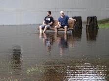 Pantai Timur Australia Dilanda Banjir, Penduduk Dievakuasi