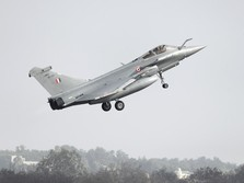 Pak Prabowo, RI Kesalip Mesir Beli Jet Tempur Prancis Rafale