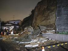 Gempa Magnitudo 6,1 Guncang Jepang, Puluhan Orang Terluka