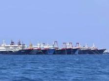 Gagah-gagahan di Laut China Selatan Vs Kondisi Alutsista RI
