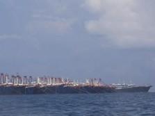 Wew! China Disebut Sering Buang Tinja di Laut China Selatan