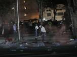 Thailand Rusuh, Demonstran Berupaya 'Geruduk' Istana Raja