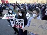 Anti-Asia Marak di AS, Sosok Ini Dituding Jadi Biang Keroknya