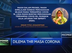 Dilema THR Masa Corona